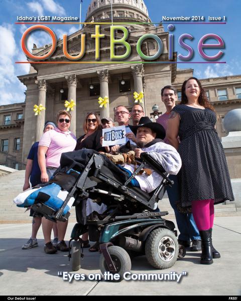OutBoise Magazine November 2014