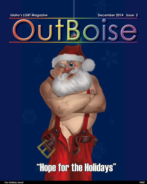 OutBoise Magazine December 2014