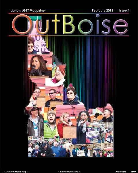 OutBoise Magazine February 2015