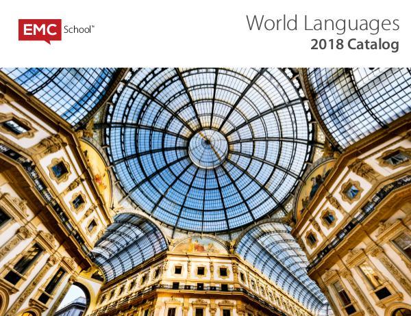 World Language Catalog 2018 WLCAT 2018