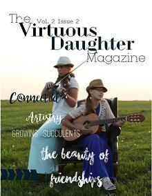 The Virtuous Daughter Magazine