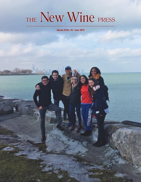 The New Wine Press June 2018