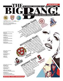 The BIG Bang! edX :  The Chancellors Syzygy Edx Hijinks Newsletter