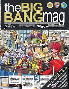 the BIG BANG mag