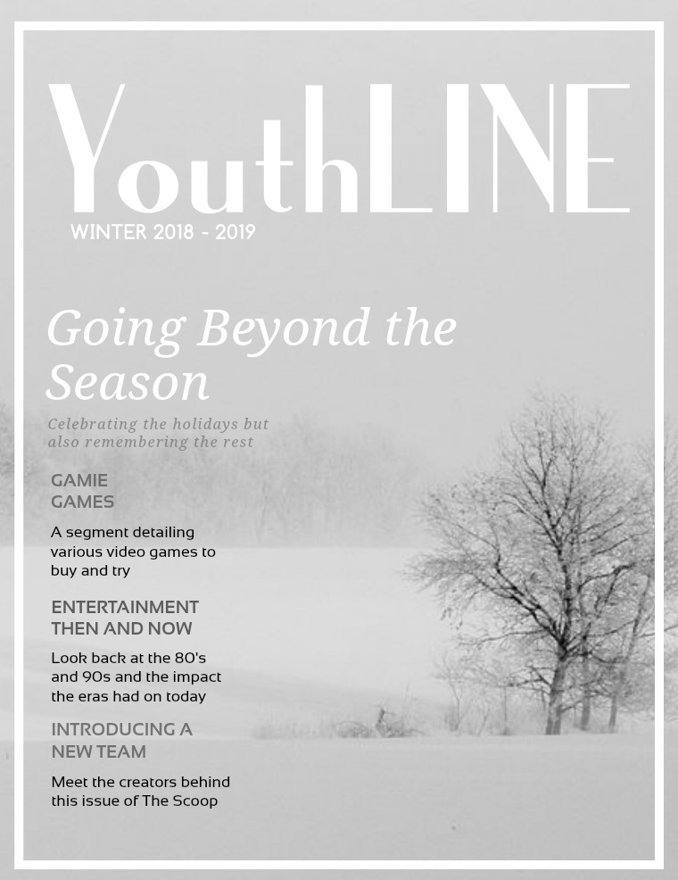 The Scoop WINTER 2018-2019