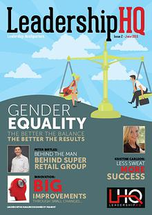 LeadershipHQ Magazine