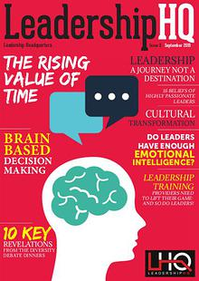 LeadershipHQ Magazine