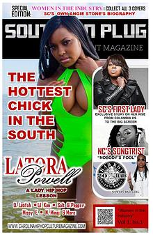 Southern Plug Magazine: Women in the Industry Vol 1 Iss. 1-3