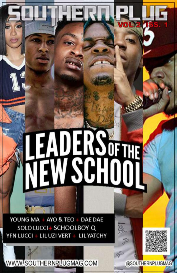 Southern Plug Magazine: Leaders of the New School 2017 Leaders of the New School 2017: Special Edition