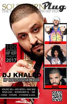 Southern Plug Magazine: Leaders of the New School ft. DJ Khaled