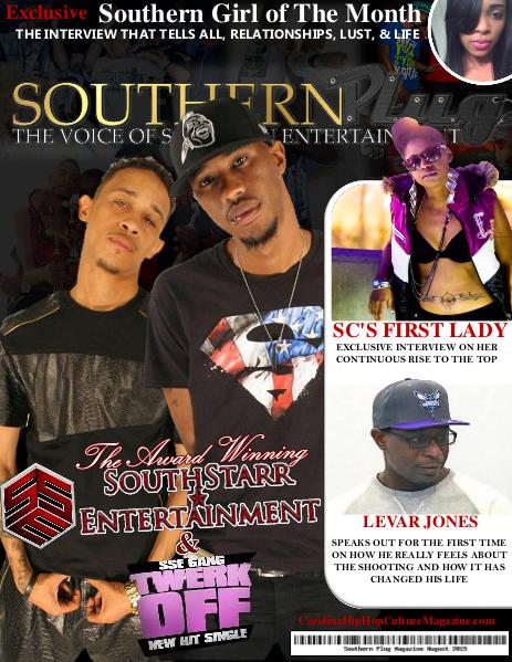 Southern Plug Magazine Inaugural Issue ft SSE Gang & First Lady Monaee