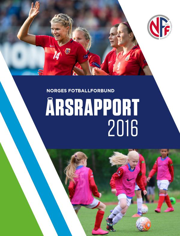 NFF Årsrapport 2016