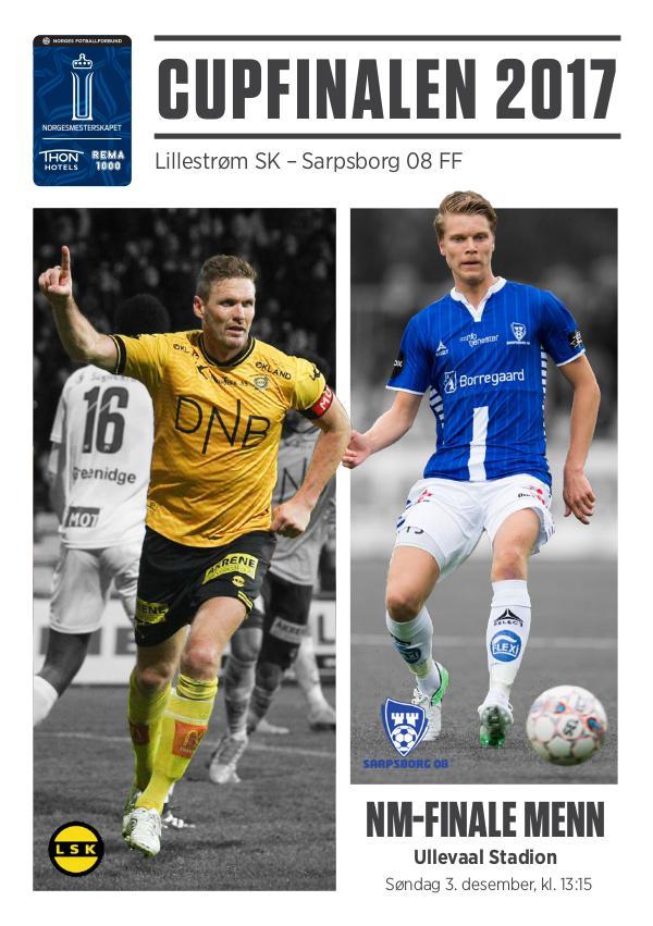 Cupfinaleprogram Herrer 2017
