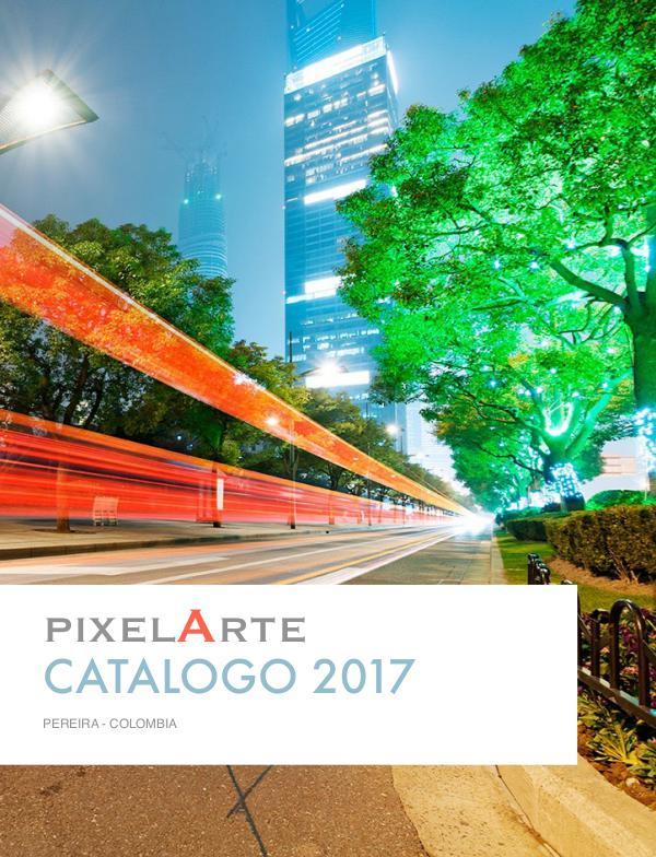 CATALOGO PIXELARTE 2017