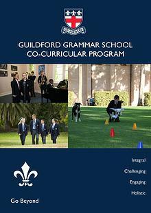 Co-Curricular Handbook 2018