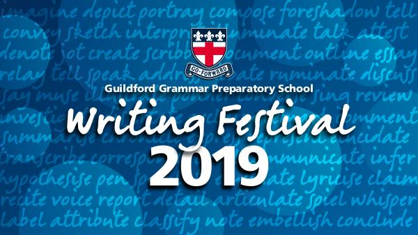 Preparatory School Writer's Festival 2019 Preparatory School Writers Festival 2019