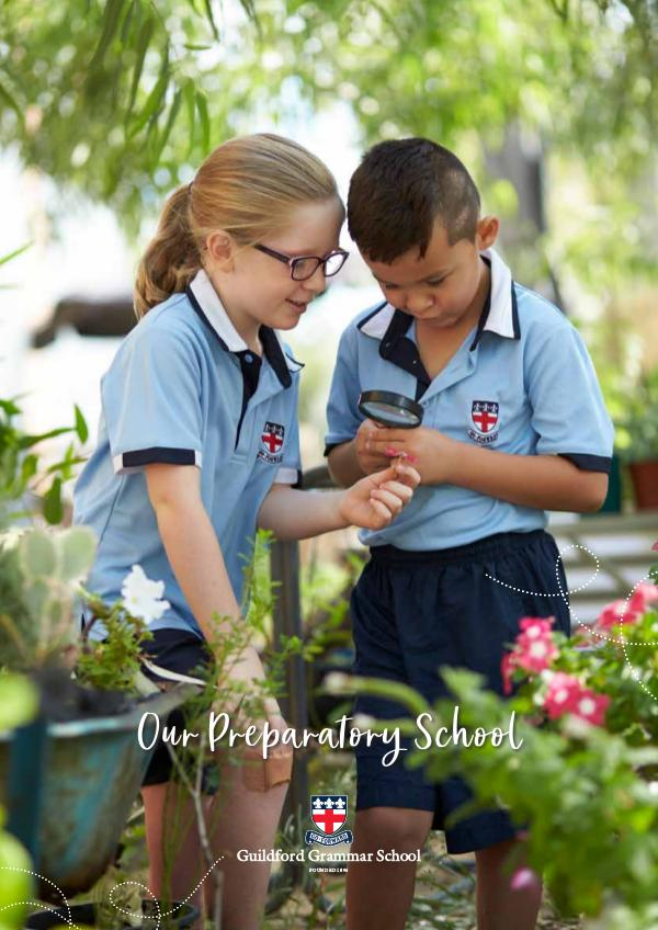Guildford Grammar Preparatory School Vol. 1 May 2019