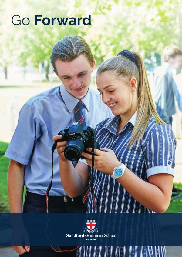 Guildford Grammar School Prospectus GGS_J4310_Prospectus_May 2019_web