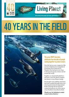 WWF-Australia Living Planet