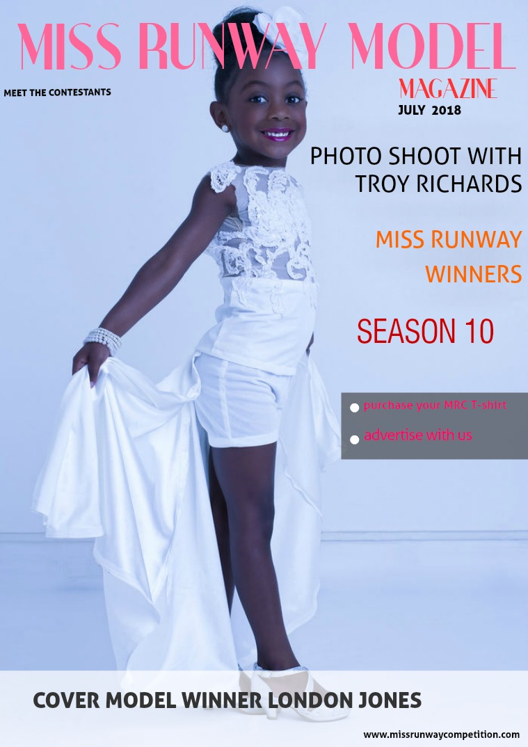Miss Runway Competition Season 10 Contestants