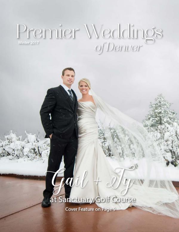 Premier Weddings of Denver Winter 2017
