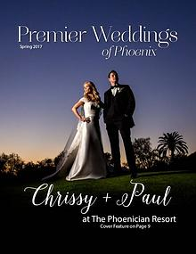 Premier Weddings of Phoenix - Spring 2017