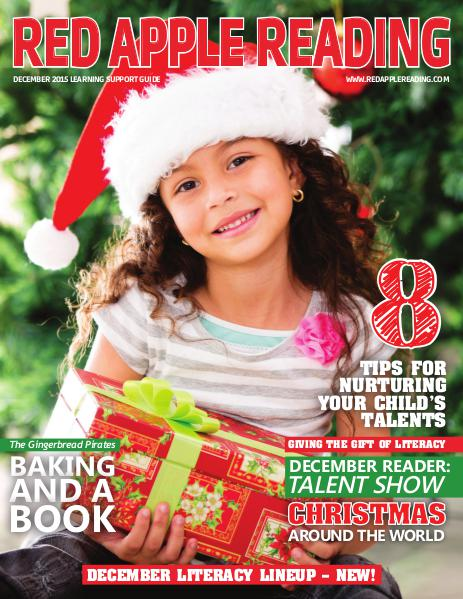 Red Apple Reading Magazine December 2015