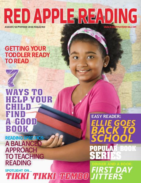 Red Apple Reading Magazine August-September 2016
