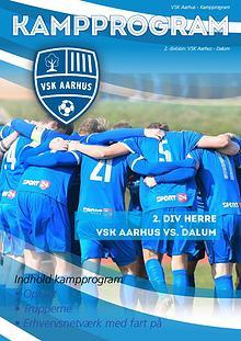 VSK Aarhus Kampprogram