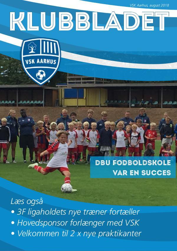 VSK Aarhus August 2018