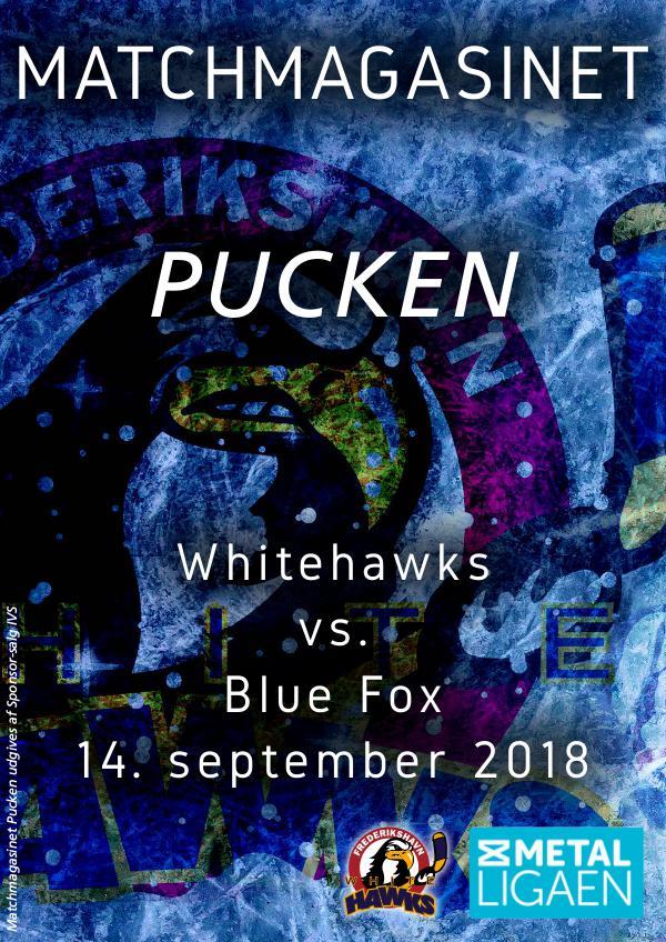 White Hawks vs. Blue Fox