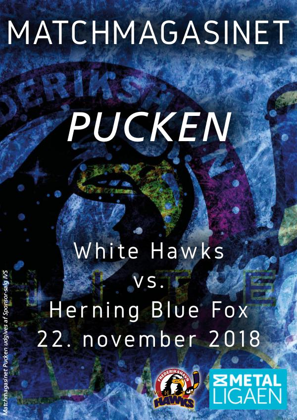 White Hawks vs. Blue Fox