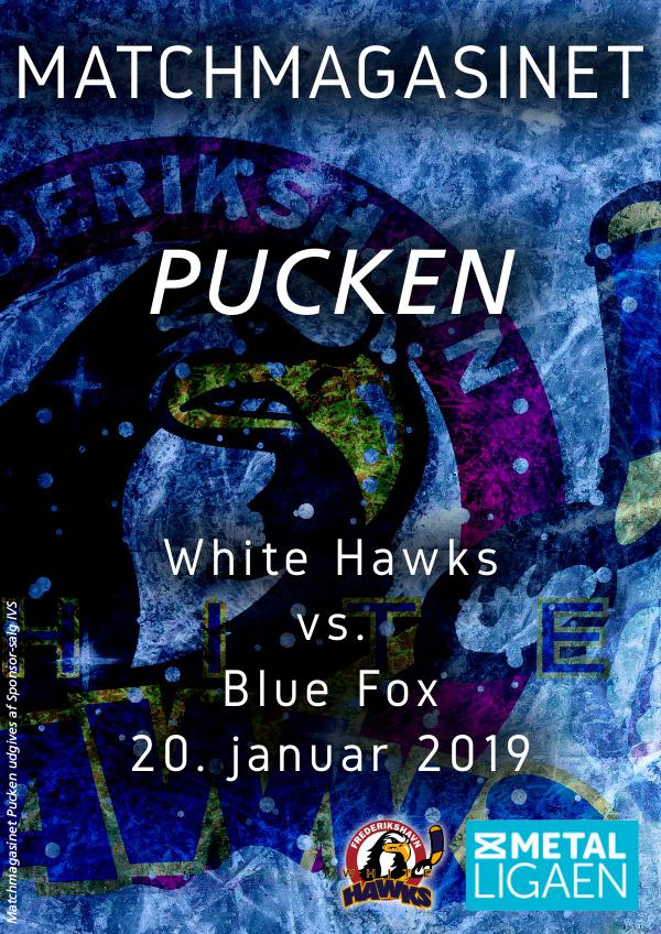 White Hawks White Hawk - Blue Fox 20. januar