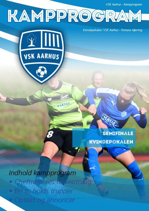 VSK Aarhus vs. Fortuna Hjørring