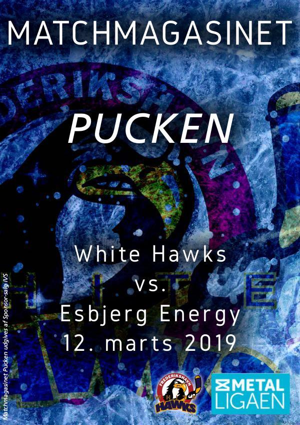 White Hawks vs. Energy 12. marts