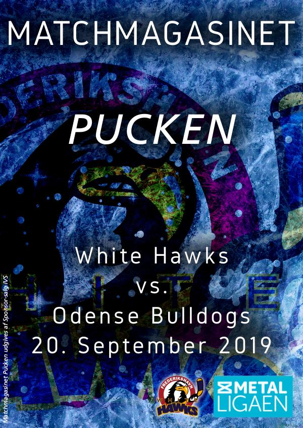 White Hawks White Hawks vs.  Bulldogs 20. september