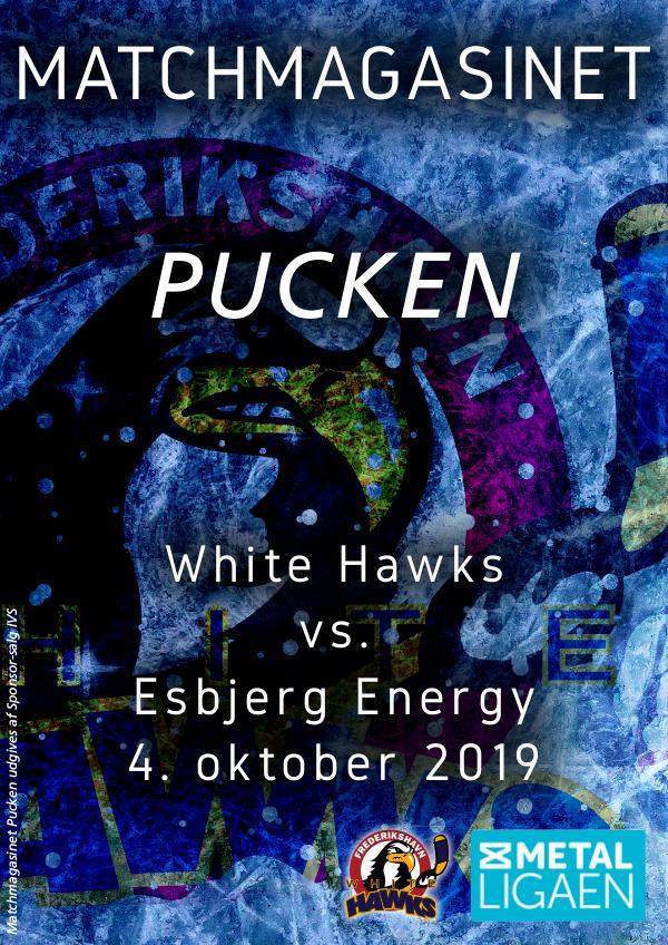 White Hawks vs. Esbjerg Energy 4. oktober