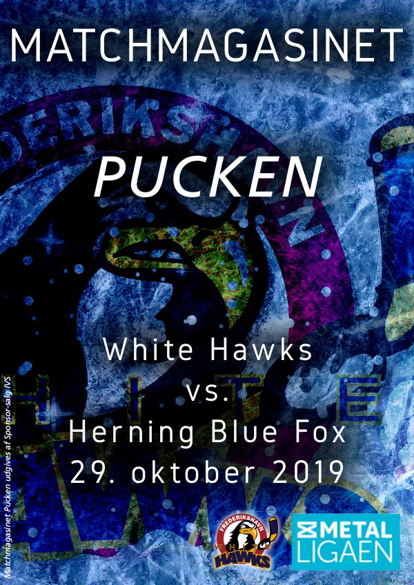 White Hawks vs Herning Blue Fox