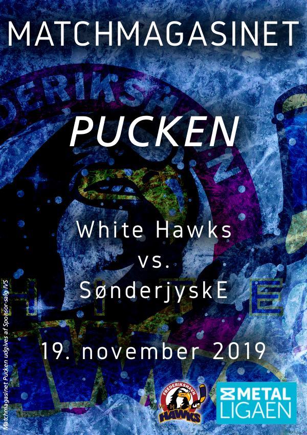 White Hawks White Hawks vs. SønderjyskE