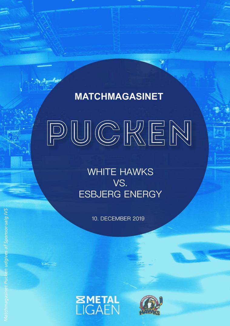 White Hawks White Hawks vs. Esbjerg Energy