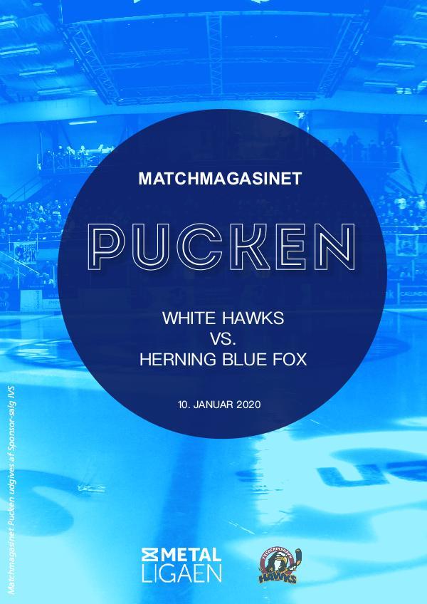 White Hawks Whitehawks - 10. januar 2020 mod herning