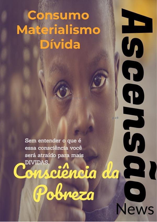 Ascensão Consciência da Pobreza volume 1