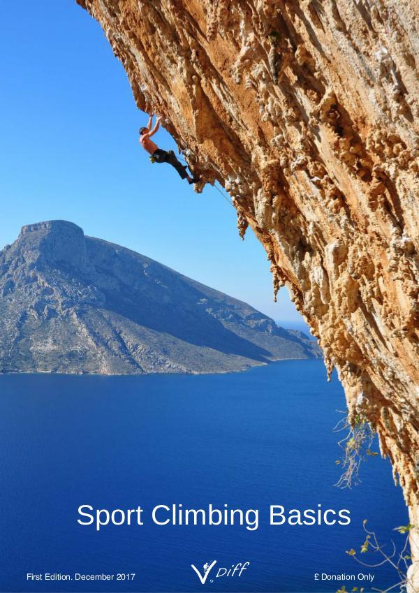 Sport Climbing Basics - VDiff Climbing Sport Climbing Basics - VDiff Climbing