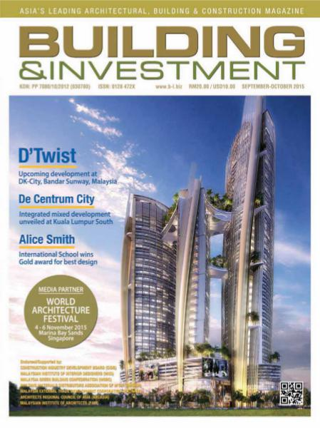 Building & Investment (Sep - Oct 2015)
