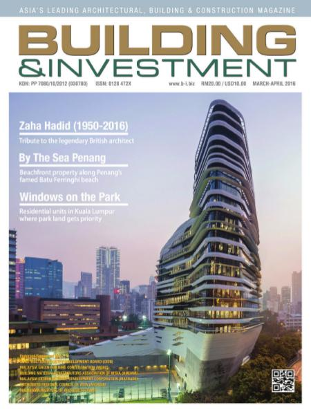 Building & Investment (Mar - Apr 2016) (Mar - Apr 2016)