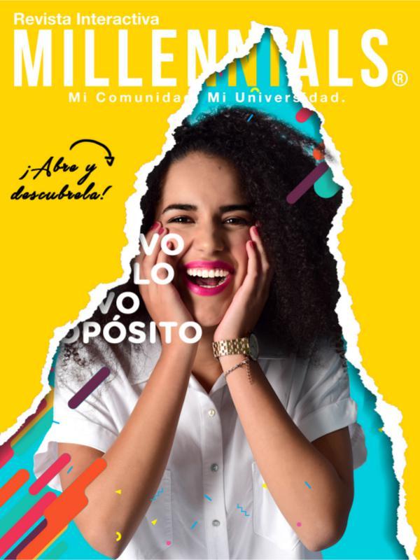 Revista Millennials Edición Enero 2018