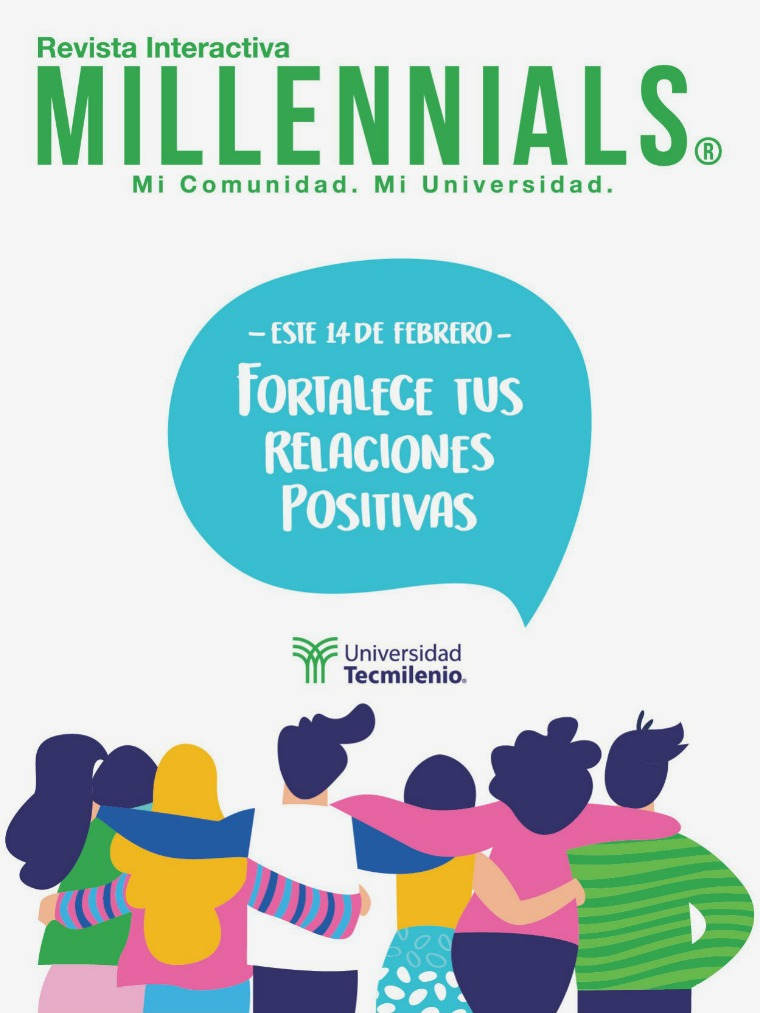 Revista Millennials Febrero-Millennials