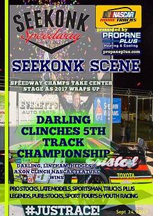 Seekonk Speedway Race Magazine
