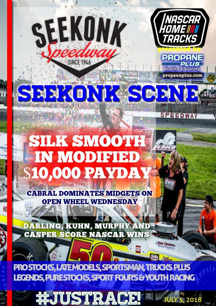 Seekonk Speedway 7.4.18