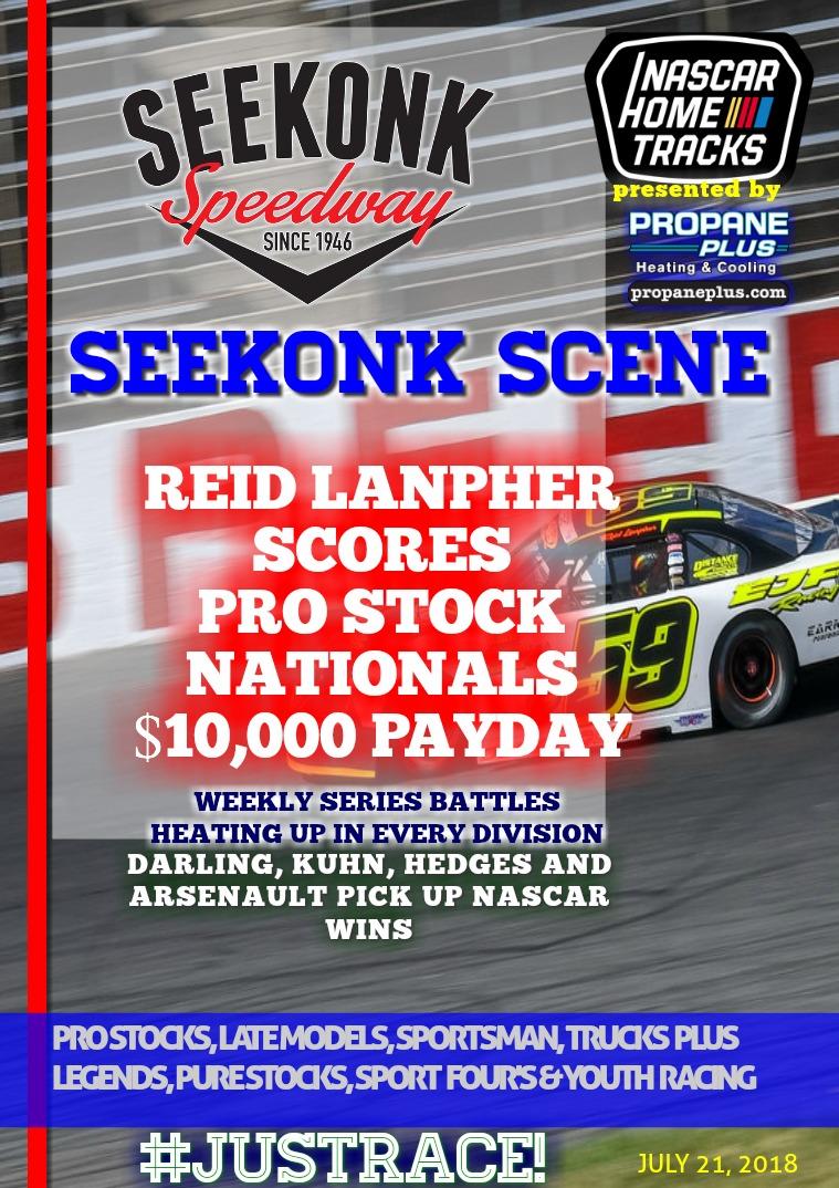 Seekonk Speedway 7.19.18